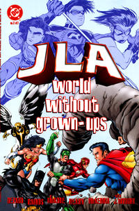 Cover Thumbnail for JLA: World Without Grown-Ups (DC, 1998 series) #2
