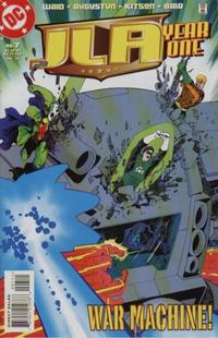 Cover Thumbnail for JLA: Year One (DC, 1998 series) #7 [Direct Sales]