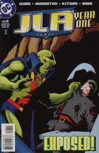 Cover Thumbnail for JLA: Year One (DC, 1998 series) #8 [Direct Sales]