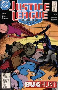 Cover Thumbnail for Justice League America (DC, 1989 series) #26 [Direct]