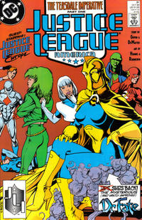 Cover Thumbnail for Justice League America (DC, 1989 series) #31 [Direct]