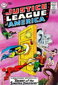 Cover Thumbnail for Justice League of America (DC, 1960 series) #2
