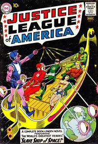 Cover Thumbnail for Justice League of America (DC, 1960 series) #3