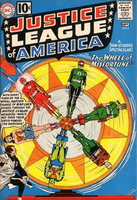 Cover Thumbnail for Justice League of America (DC, 1960 series) #6