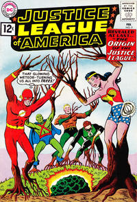 Cover Thumbnail for Justice League of America (DC, 1960 series) #9