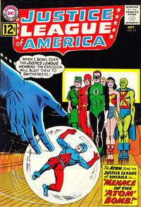 Cover Thumbnail for Justice League of America (DC, 1960 series) #14