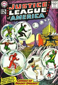 Cover Thumbnail for Justice League of America (DC, 1960 series) #16