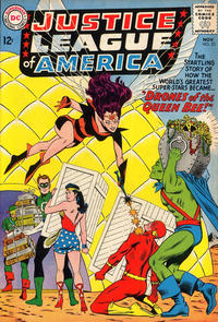 Cover Thumbnail for Justice League of America (DC, 1960 series) #23