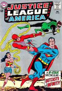 Cover Thumbnail for Justice League of America (DC, 1960 series) #25