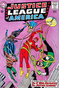 Cover Thumbnail for Justice League of America (DC, 1960 series) #27