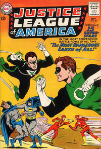 Cover Thumbnail for Justice League of America (DC, 1960 series) #30