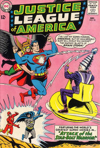 Cover Thumbnail for Justice League of America (DC, 1960 series) #32