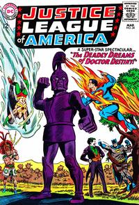 Cover Thumbnail for Justice League of America (DC, 1960 series) #34