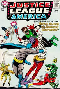 Cover Thumbnail for Justice League of America (DC, 1960 series) #35