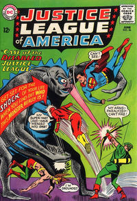 Cover Thumbnail for Justice League of America (DC, 1960 series) #36