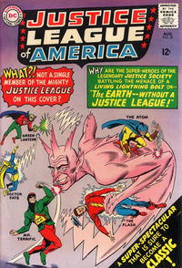 Cover Thumbnail for Justice League of America (DC, 1960 series) #37