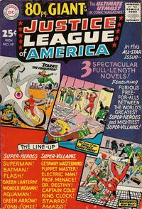 Cover Thumbnail for Justice League of America (DC, 1960 series) #39