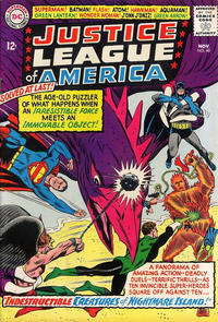 Cover Thumbnail for Justice League of America (DC, 1960 series) #40