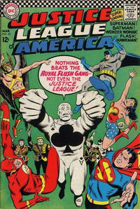 Cover Thumbnail for Justice League of America (DC, 1960 series) #43
