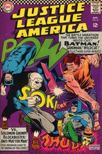 Cover Thumbnail for Justice League of America (DC, 1960 series) #46