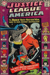 Cover Thumbnail for Justice League of America (DC, 1960 series) #47
