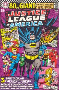 Cover Thumbnail for Justice League of America (DC, 1960 series) #48