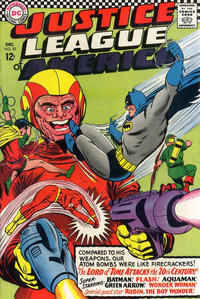 Cover Thumbnail for Justice League of America (DC, 1960 series) #50