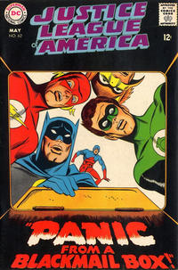 Cover Thumbnail for Justice League of America (DC, 1960 series) #62