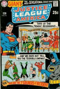 Cover Thumbnail for Justice League of America (DC, 1960 series) #76