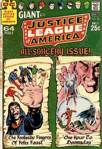 Cover Thumbnail for Justice League of America (DC, 1960 series) #85