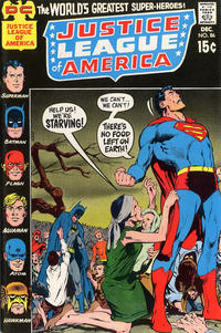 Cover Thumbnail for Justice League of America (DC, 1960 series) #86
