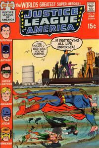 Cover Thumbnail for Justice League of America (DC, 1960 series) #90