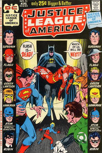 Cover Thumbnail for Justice League of America (DC, 1960 series) #91