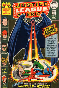 Cover Thumbnail for Justice League of America (DC, 1960 series) #96