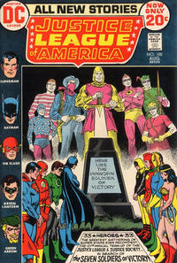 Cover Thumbnail for Justice League of America (DC, 1960 series) #100