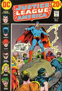 Cover Thumbnail for Justice League of America (DC, 1960 series) #102