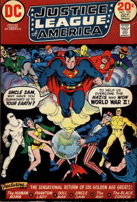 Cover Thumbnail for Justice League of America (DC, 1960 series) #107