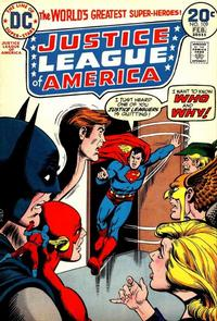 Cover Thumbnail for Justice League of America (DC, 1960 series) #109