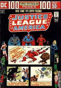 Cover Thumbnail for Justice League of America (DC, 1960 series) #110