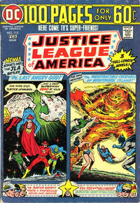 Cover Thumbnail for Justice League of America (DC, 1960 series) #115
