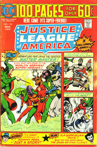 Cover Thumbnail for Justice League of America (DC, 1960 series) #116