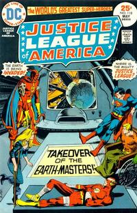 Cover Thumbnail for Justice League of America (DC, 1960 series) #118