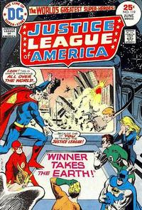 Cover Thumbnail for Justice League of America (DC, 1960 series) #119