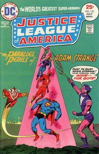 Cover Thumbnail for Justice League of America (DC, 1960 series) #120