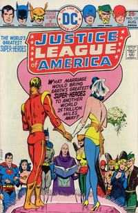 Cover Thumbnail for Justice League of America (DC, 1960 series) #121