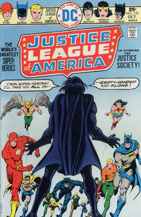 Cover Thumbnail for Justice League of America (DC, 1960 series) #123