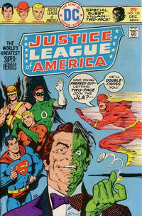 Cover Thumbnail for Justice League of America (DC, 1960 series) #125