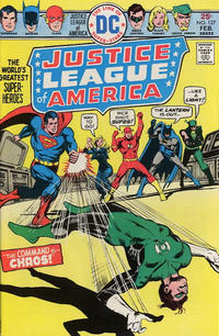 Cover Thumbnail for Justice League of America (DC, 1960 series) #127