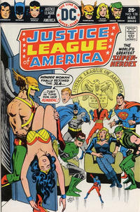 Cover Thumbnail for Justice League of America (DC, 1960 series) #128