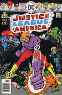 Cover Thumbnail for Justice League of America (DC, 1960 series) #130